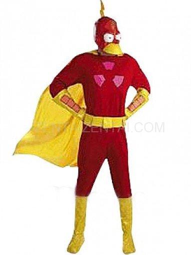 Simpson Lycra Super Hero Costume