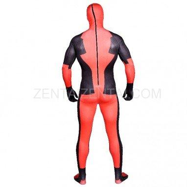 Deadpool Full Body Halloween Spandex Holiday Unisex Cosplay Zentai Suit