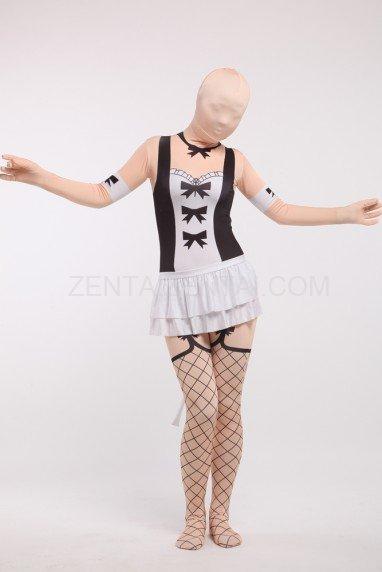 Sexy Halloween Cosplay Full Body Spandex Holiday Unisex Lycra Morph Zentai Suit