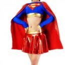Supply Supergirl Costume