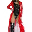 Supply Cheap Red PVC Cape