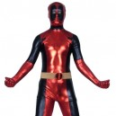 Deadpool Shiny Metallic Super Hero Costume