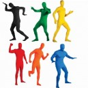 Supply Free Tailor-made Fullbody Unisex Tights Suits Catsuits  Unicolor Fullbody Full Body  Morph Zentai Suits