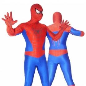 Lycra Spandex Unisex Spiderman Morph Zentai Suit