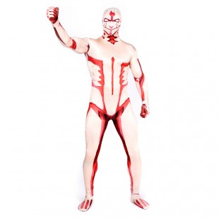 Armor Giant Full Body Halloween Spandex Holiday Unisex Cosplay Zentai Suit