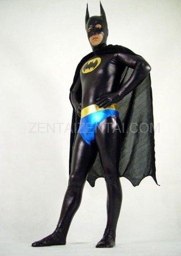 Batman Online Morph Zentai Costume