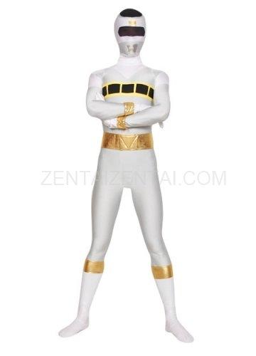 Lycra Spandex Super Hero Unisex Costume