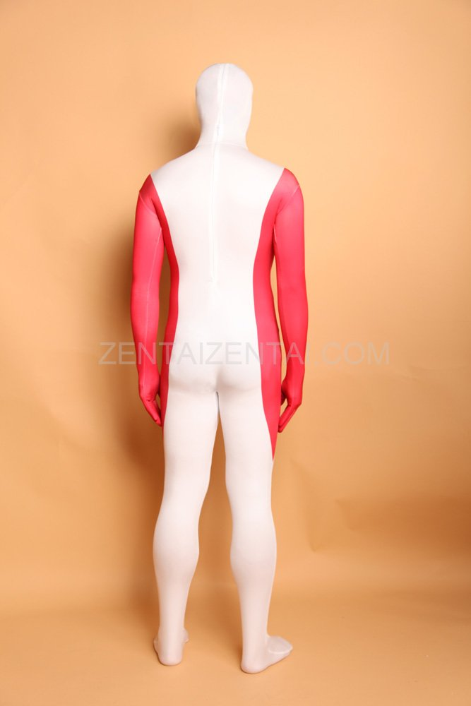 Canada Maple National Flag Full Body Halloween Spandex Holiday Unisex Cosplay Zentai Suit
