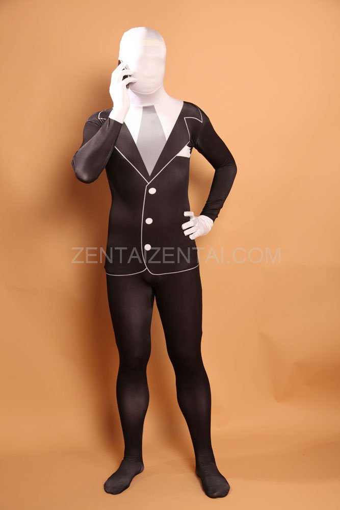from Brycen lycra gay full body suit